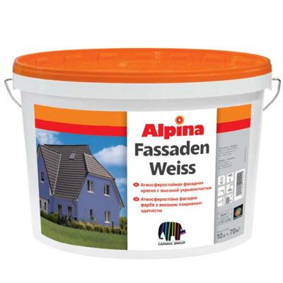 Alpina FASSADENWEISS