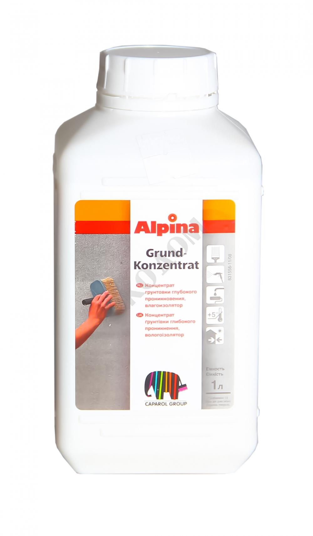 Alpina Grund Konzentrat 1l