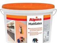 Фарба Alpina MattLatex