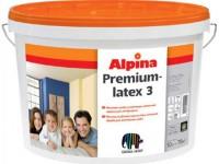 Фарба Alpina Premiumlatex 3 E.L.F