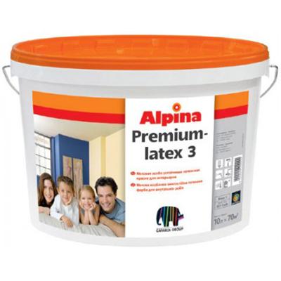 Alpina Premiumlatex 3 E.L.F