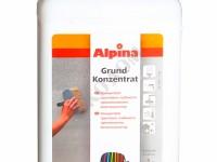 Грунтовка Alpina Grund Konzentrat 1l